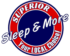 Superior Sleep and More Logo
